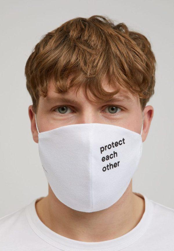 Maske Redaav 2.0 Tc Protect In White von ArmedAngels