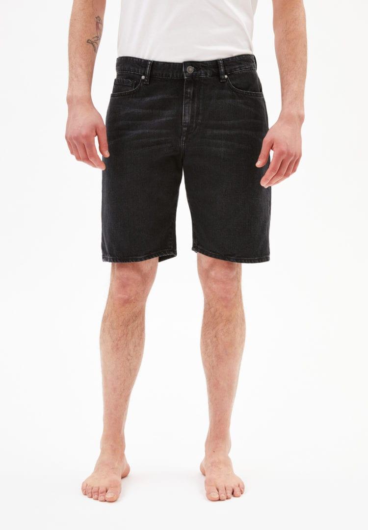 Shorts Haauke In Worn Out Black von ArmedAngels