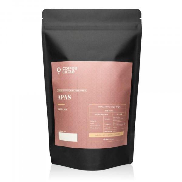 APAS Kaffee 350g ganze Bohne von Coffee Circle