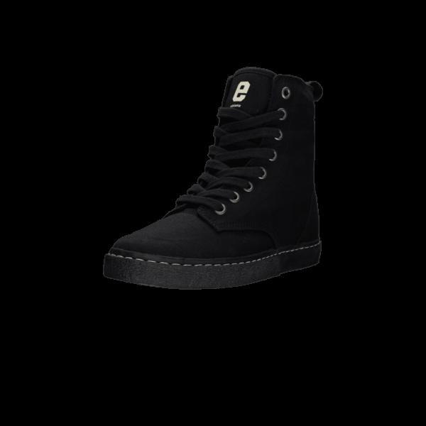 Fair Sneaker BREC Jet Black von Ethletic