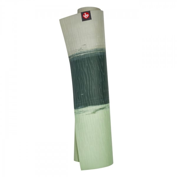 Yogamatte eKO Lite 173 cm - Green Ash Stripe von Manduka