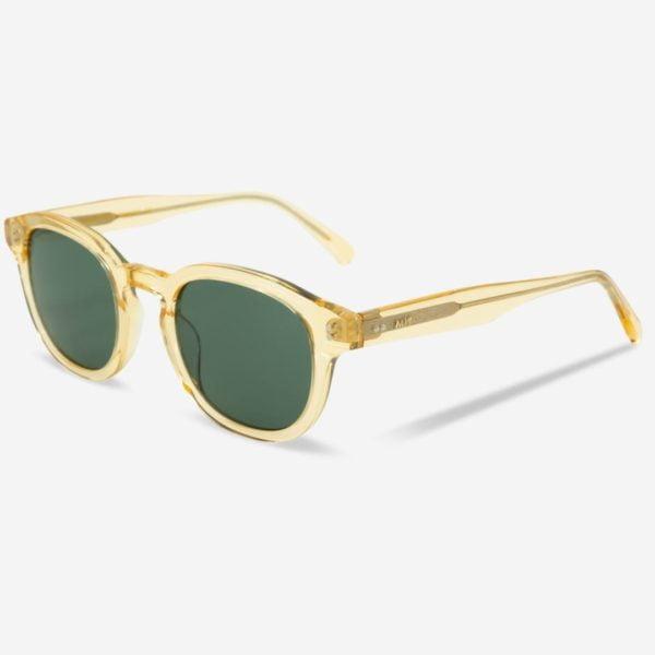 Sonnenbrille Bille Champagne Unisex von MessyWeekend