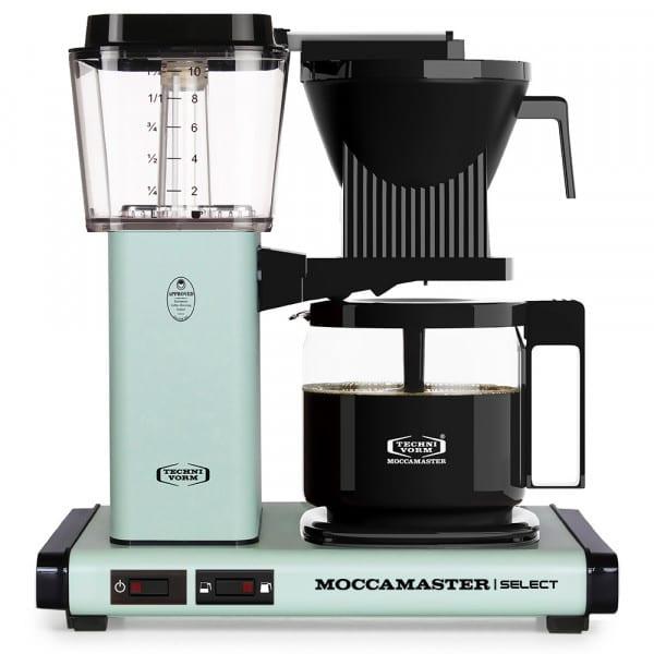 KBG Select Filterkaffeemaschine pastell-grün von Moccamaster