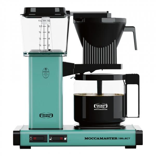 KBG Select Filterkaffeemaschine türkis von Moccamaster