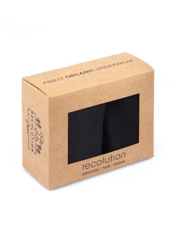 Socken Set TULSI Black von Recolution