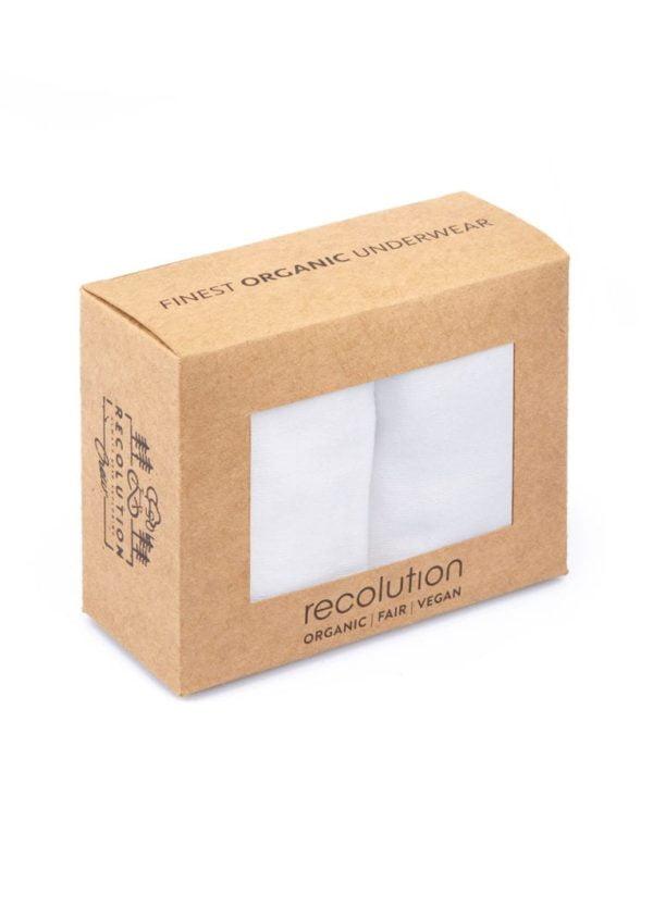Socken Set TULSI White von Recolution