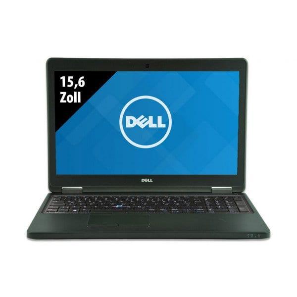 Dell Latitude E5550 - 15