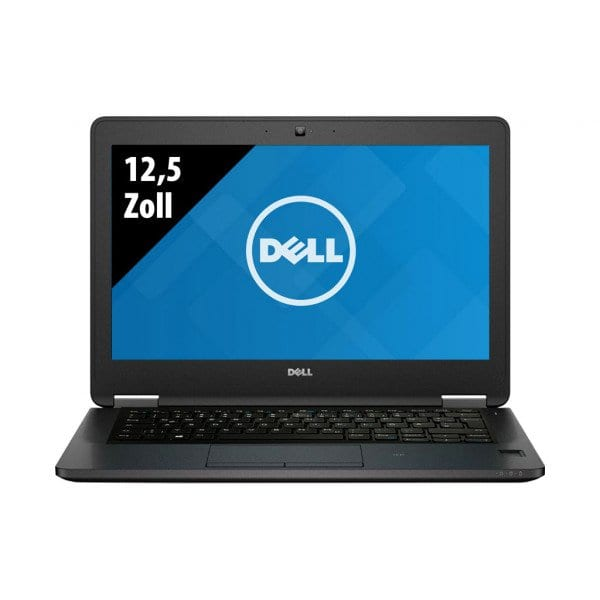 Dell Latitude E7270 - 12