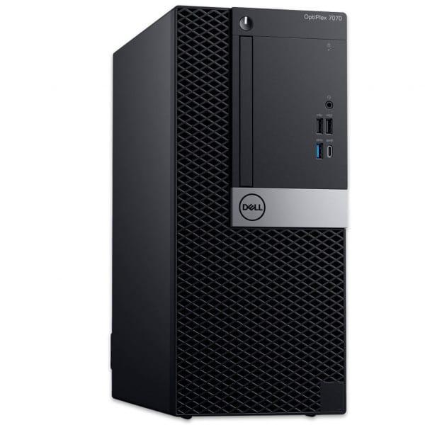 Dell OptiPlex 7070 MT - Core i5-8500 @ 3
