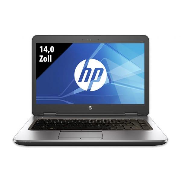 HP ProBook 640 G2 - 14