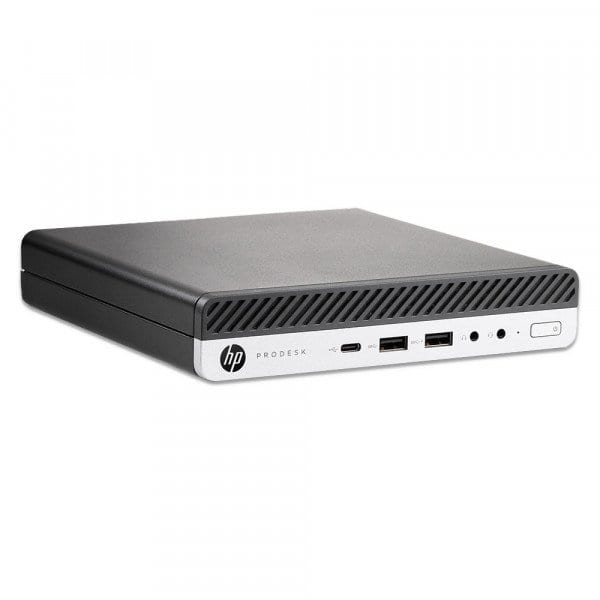 HP ProDesk 600 G3 Mini PC - Core i3-6100T @ 3