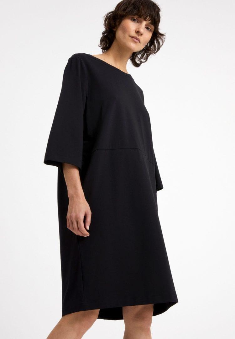 Kleid Aasli In Black von ArmedAngels