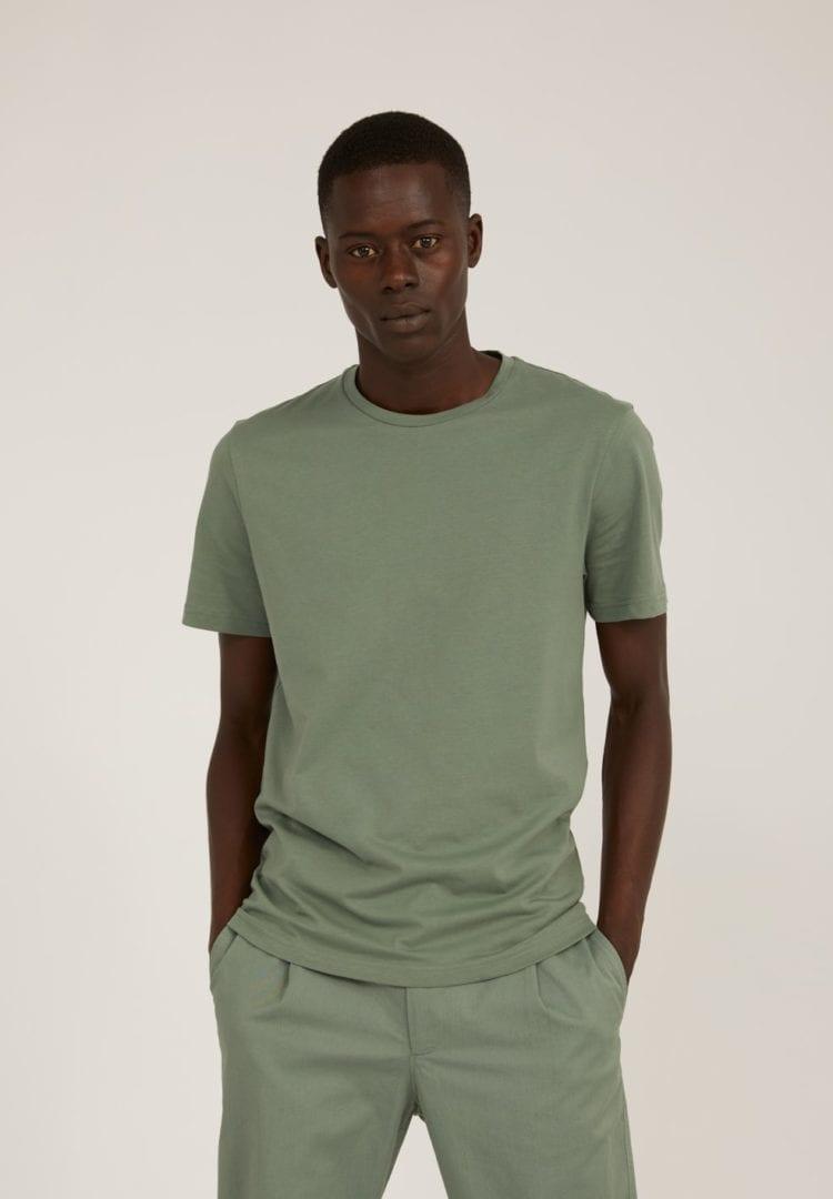 T-shirt Jaames In Agave von ArmedAngels