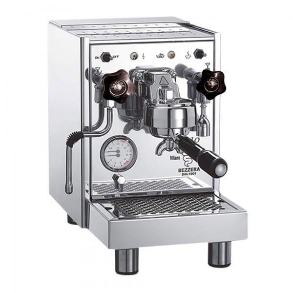 BZ10 S PM Espressomaschine Drehventile von Bezzera