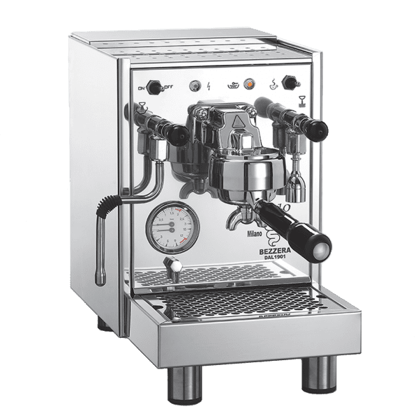BZ10 S PM Espressomaschine Kippventile von Bezzera