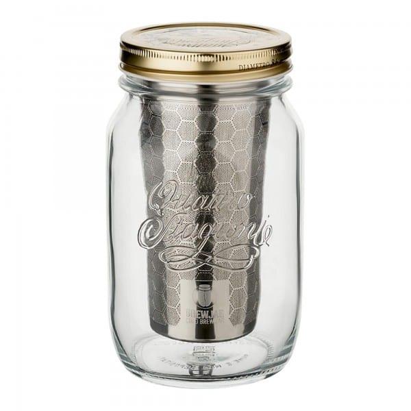 Brewjar Cold Brew Jar 1 Liter von Dripster