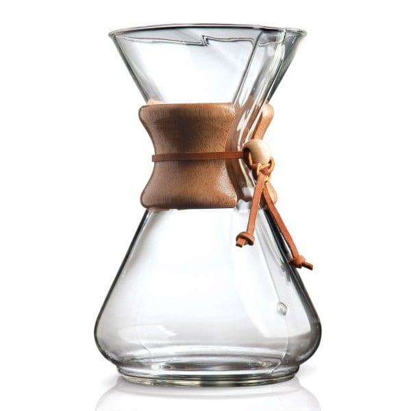 '-Kaffeekaraffe für bis zu 10 Tassen von Chemex
