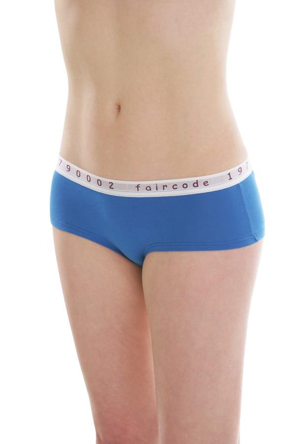 Hot Pants Low-cut - Blue von Comazo