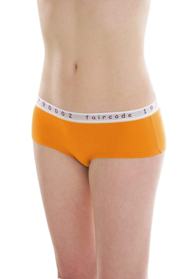 Hot Pants Low-cut - Mandarine von Comazo