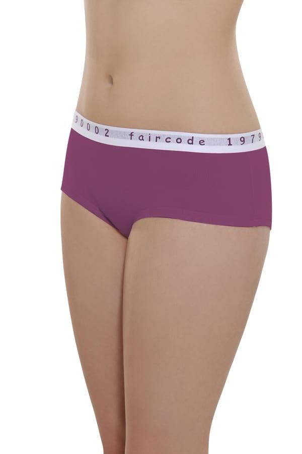 Hot Pants Low-cut - Pflaume von Comazo
