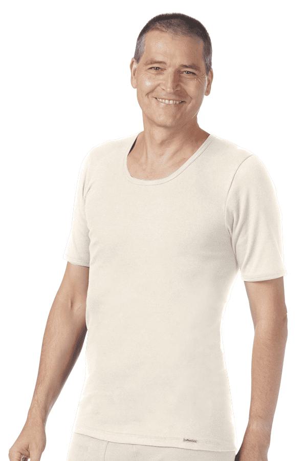 Shirt Kurzarm - Sand von Comazo