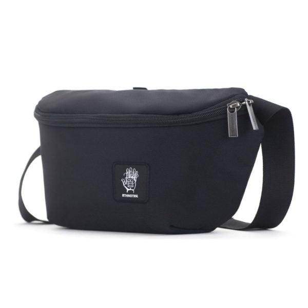 Bagus Bum Bag M Ballistic Black von Ethnotek