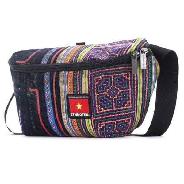 Bagus Bum Bag M Vietnam 6 von Ethnotek