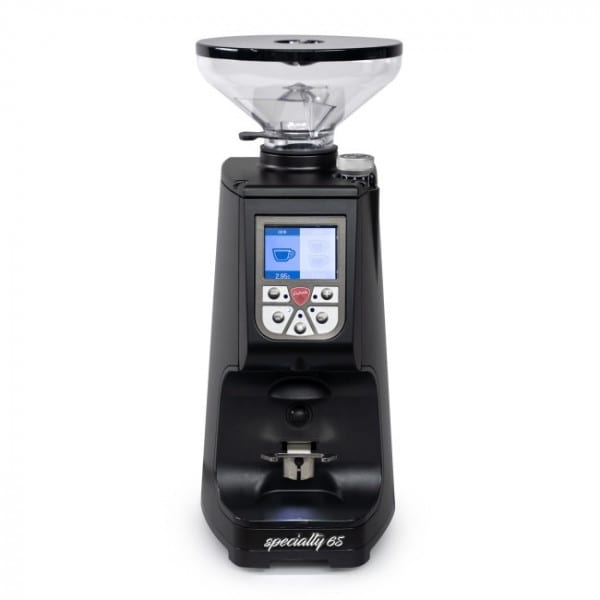 Atom 65 Espressomühle matt-schwarz von Eureka