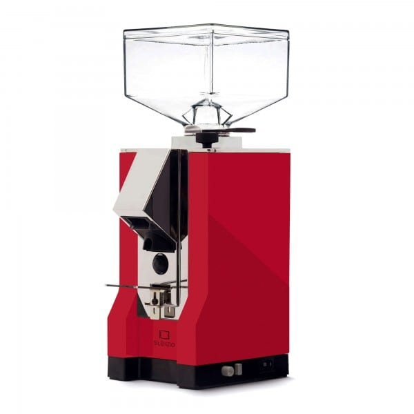 Mignon Silenzio Espressomühle rot von Eureka