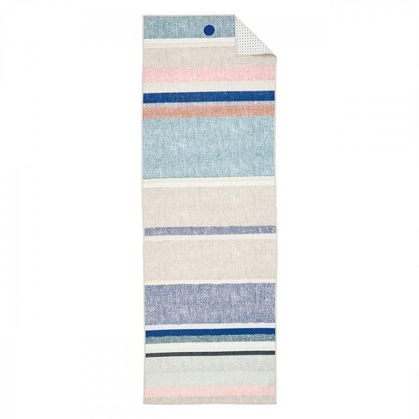 Mattentuch Yogitoes® - Linen Stripe von Manduka