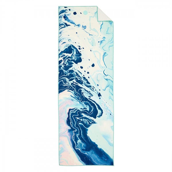 Mattentuch Yogitoes® - Ocean Swell von Manduka