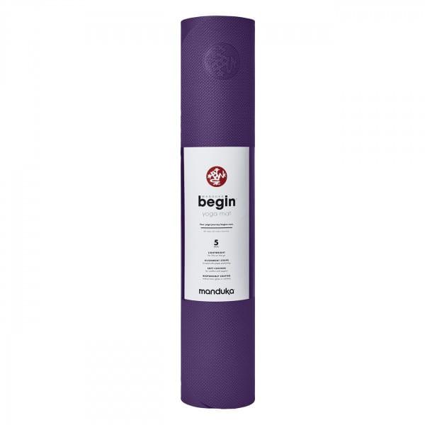 Yogamatte Begin - Magic Purple von Manduka