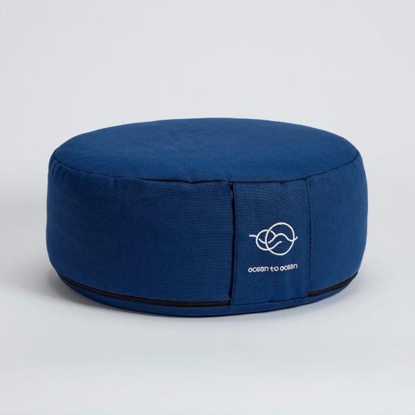 Meditationskissen - Blau von Ocean to Ocean