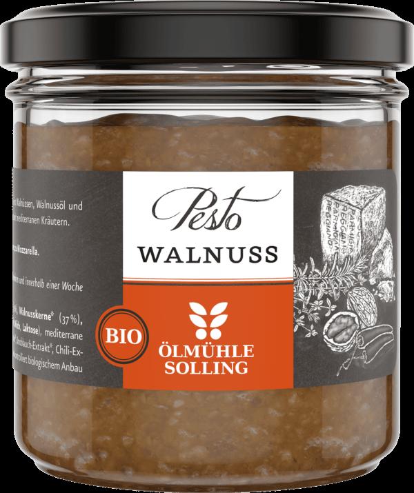 Walnusspesto 110 g von Ölmühle Solling