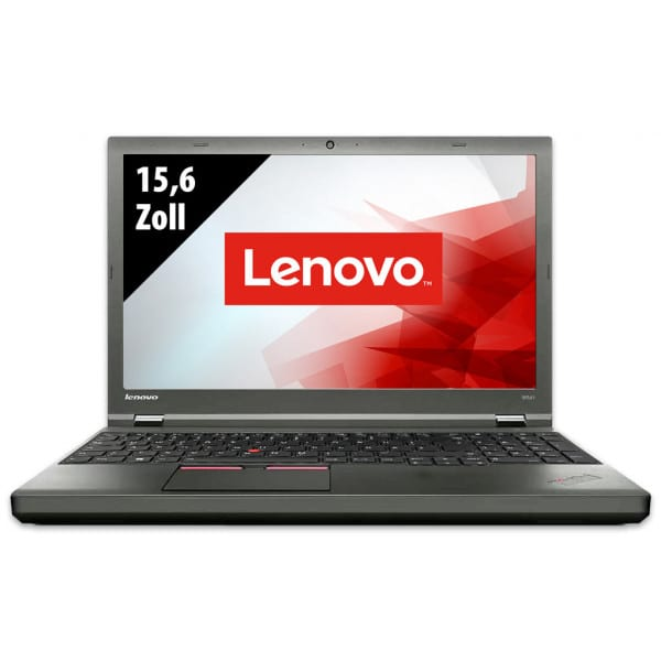 Lenovo ThinkPad W541 - 15