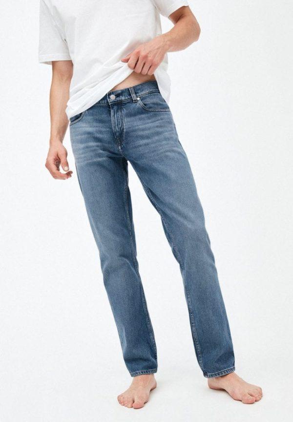 Jeans Dylaan In Light Stone Wash von ArmedAngels