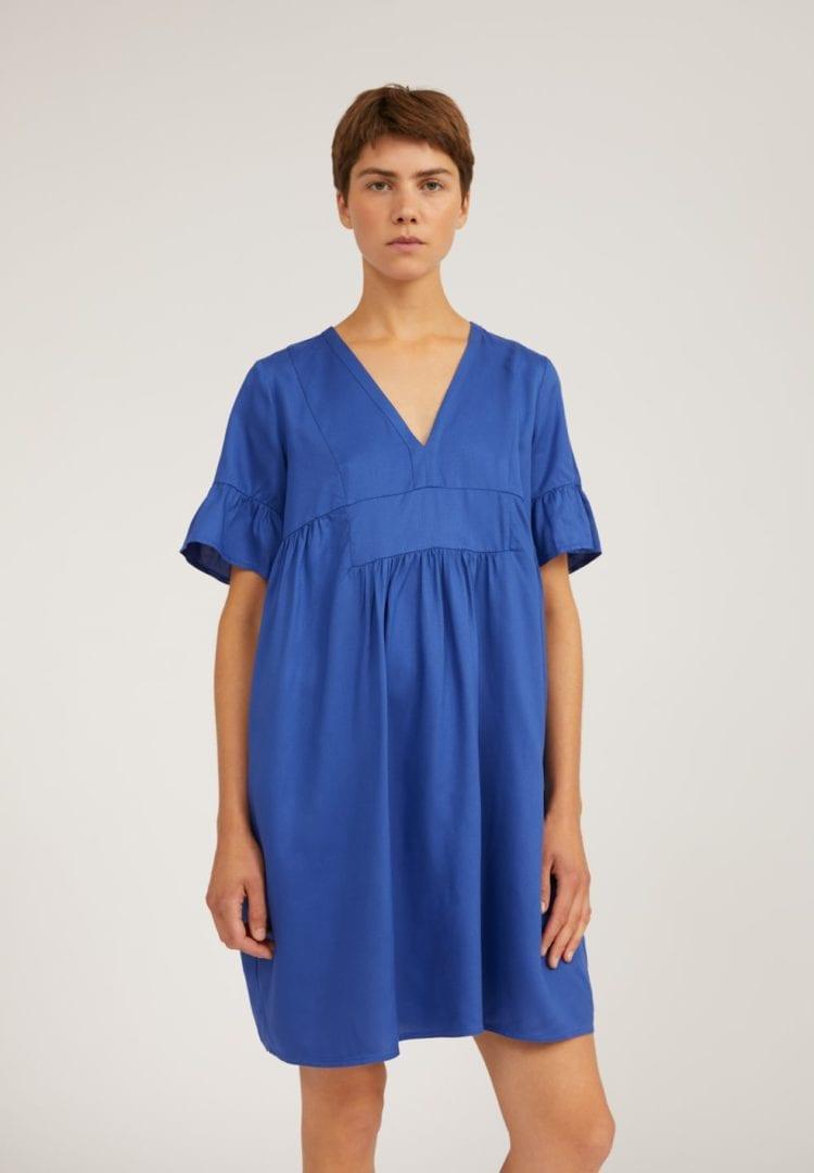 Kleid Aainoma In Deep Ultramarine von ArmedAngels