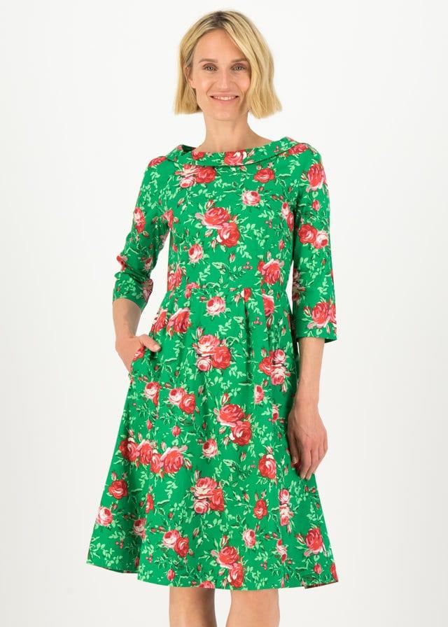 Sommerkleid Gärtchen Eden Grün von blutsgeschwister