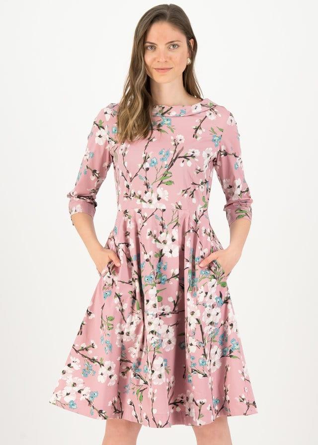 Sommerkleid Gärtchen Eden Rosa von blutsgeschwister