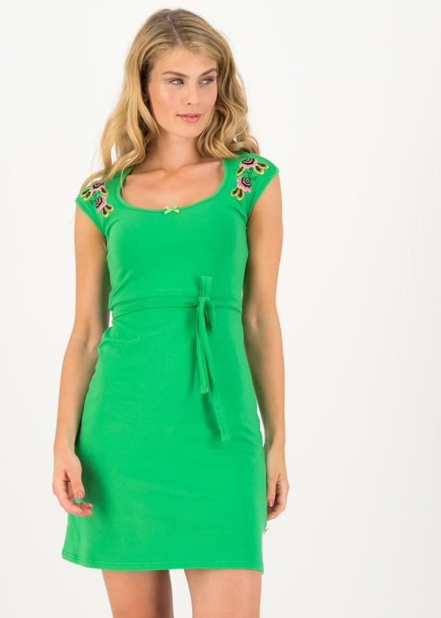 Sommerkleid Pata Pata Grün von blutsgeschwister