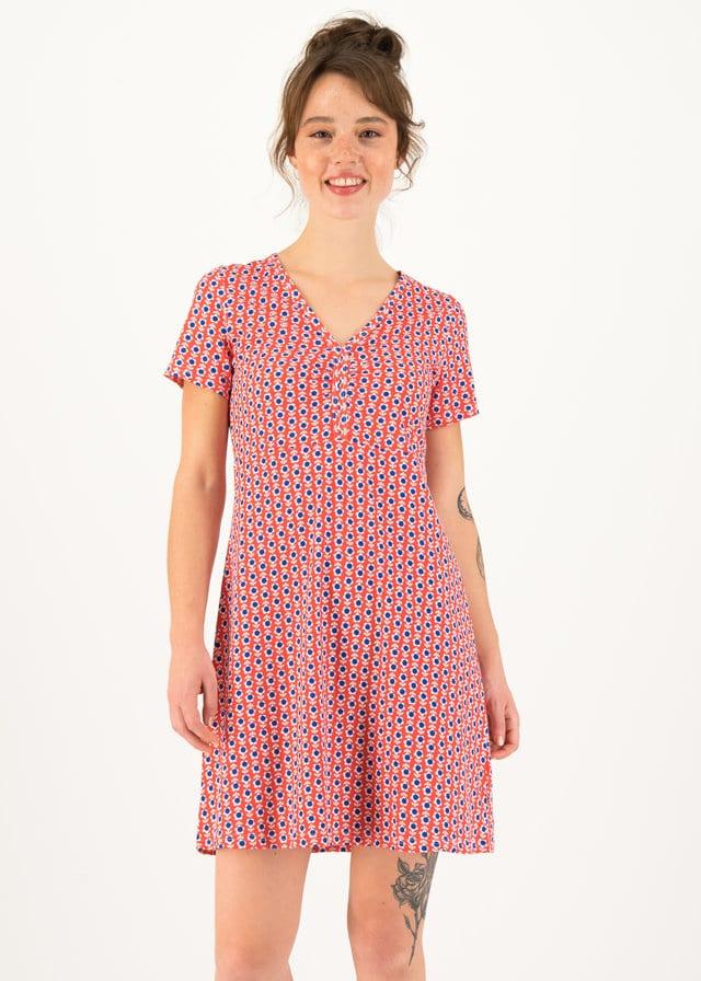 Sommerkleid Small And Fijn Rot von blutsgeschwister
