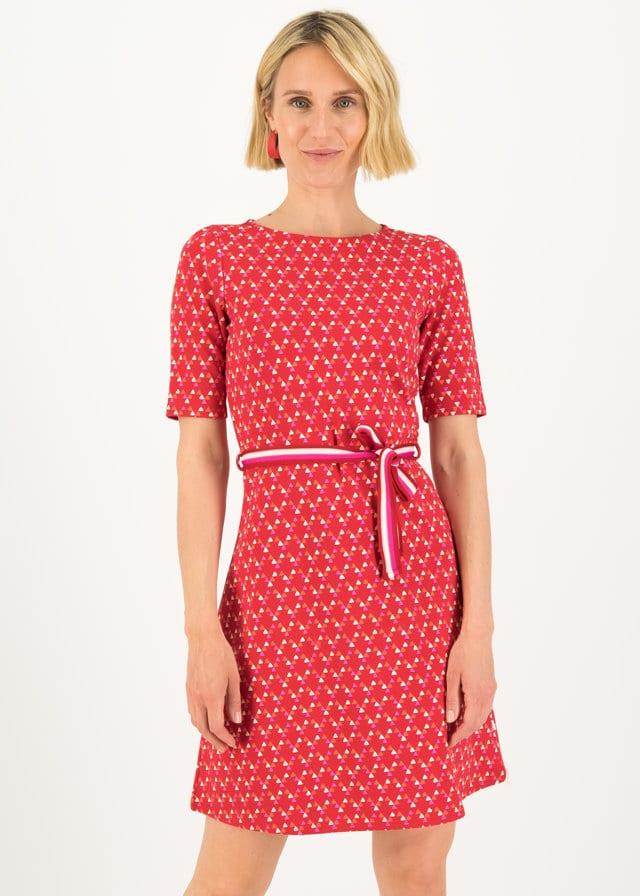 Sommerkleid So Frei Rot von blutsgeschwister
