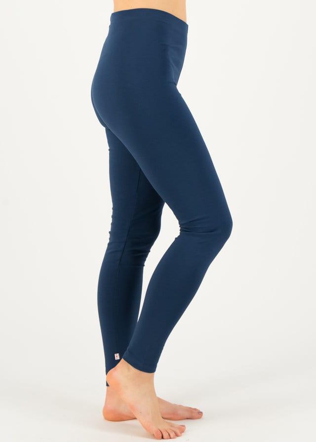 Sweat-leggings Totally Thermo Blau von blutsgeschwister