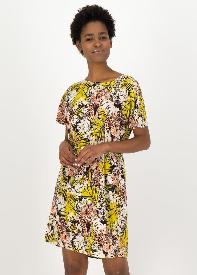 Tunika-kleid Hakuna Matata Schwarz von blutsgeschwister