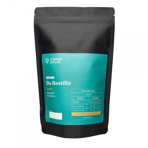 Espresso Da Bastilla 350g gemahlen von Coffee Circle