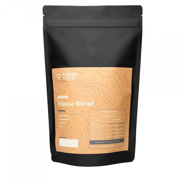 Espresso House Blend 350g ganze Bohne von Coffee Circle