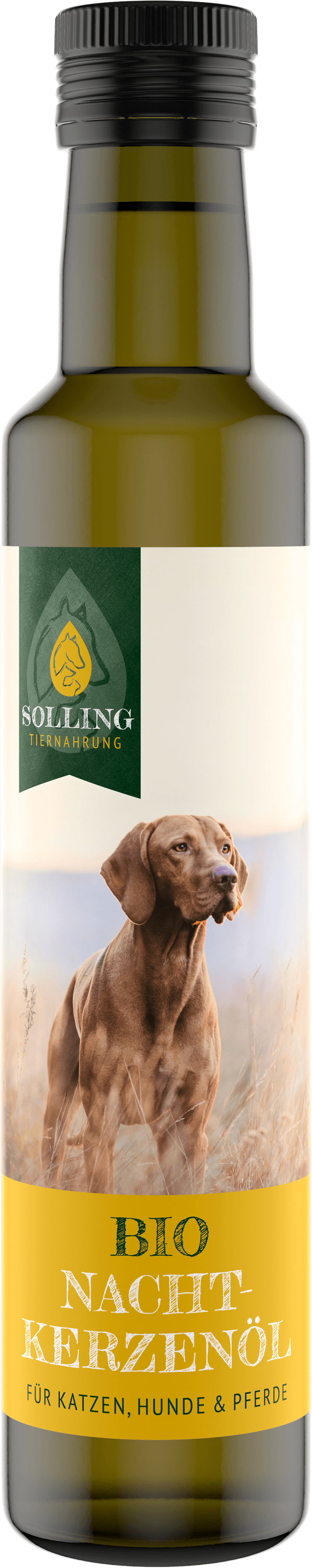 Nachtkerzenöl für Tiere Futterergänzung für Hunde
