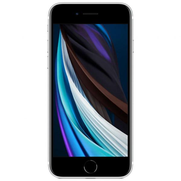 Apple iPhone SE (2020) - (128GB) - White von AfB