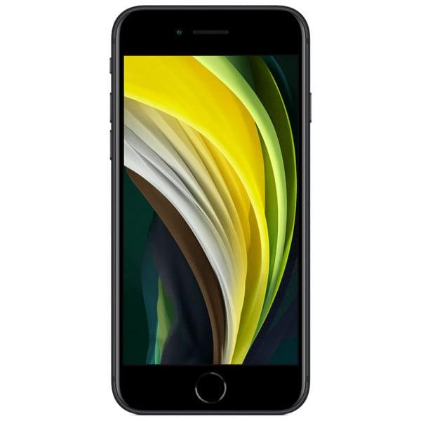 Apple iPhone SE (2020) - (128GB) - Black von AfB
