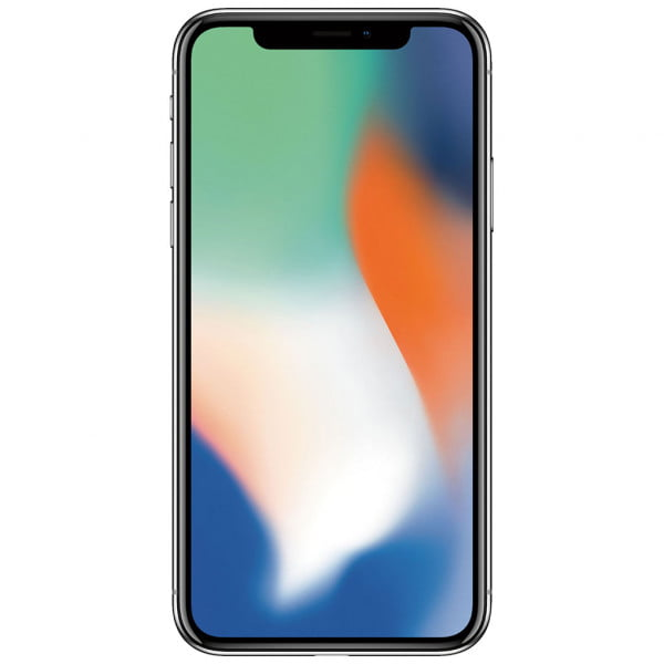 Apple iPhone X (64GB) - Silver von AfB